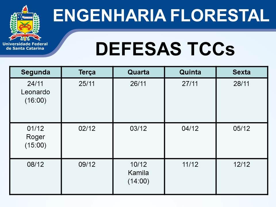TCCs 2014-2